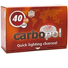 carbon autoencendido